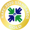 NAFC Standards Seal Gold 2020