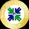 NAFC Standards Seal Gold 2021